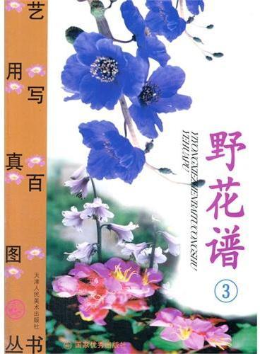 艺用写真百图--野花谱[3]