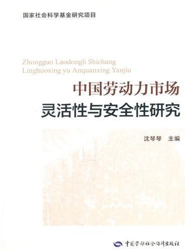 中国劳动力市场灵活性与安全性研究
