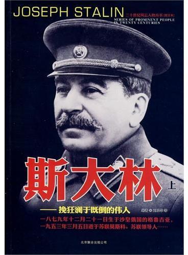 二战风云人物丛书:斯大林(上下)
