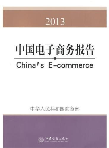 中国电子商务报告(2013)