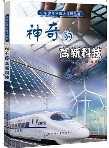 中华少年科普大视野丛书:神奇的高新科技