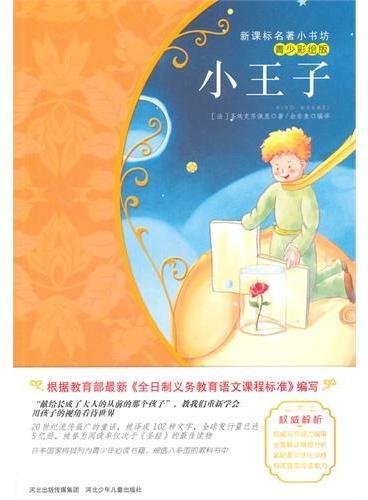 新课标名著小书坊·青少彩绘版 小王子
