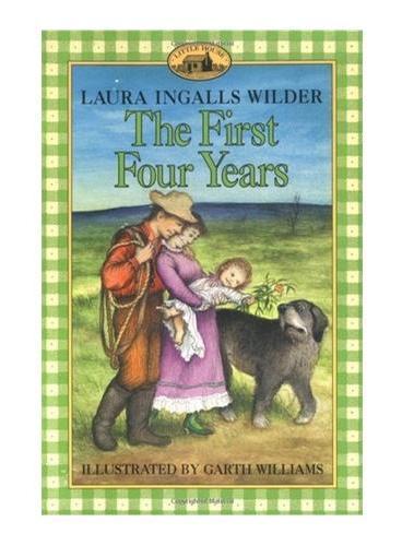First Four Years 小木屋的故事系列9:新婚四年(全彩,平装) ISBN9780064400312