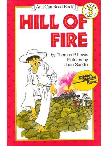 Hill of Fire 小火山(I Can Read,Level 3) ISBN9780064440400