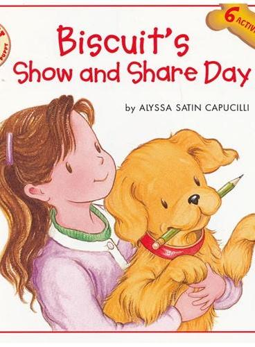 Biscuit's Show and Share Day 小饼干的分享日 ISBN9780061128325