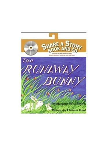 The Runaway Bunny [Book and CD]逃家小兔(纽约时报年度最佳图书,书+CD) ISBN9780061142710