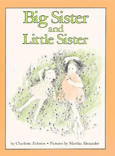 Big Sister and Little Sister 姐姐妹妹 ISBN9780064432177