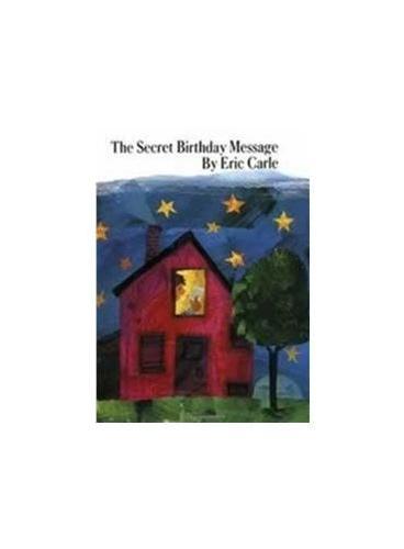 Eric Carle: Secret Birthday Message 神秘的生日信息 ISBN9780064430999