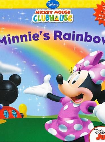 Mickey Mouse Clubhouse: Minnie's Rainbow 米奇妙妙屋:米妮的彩虹 ISBN9781423107439