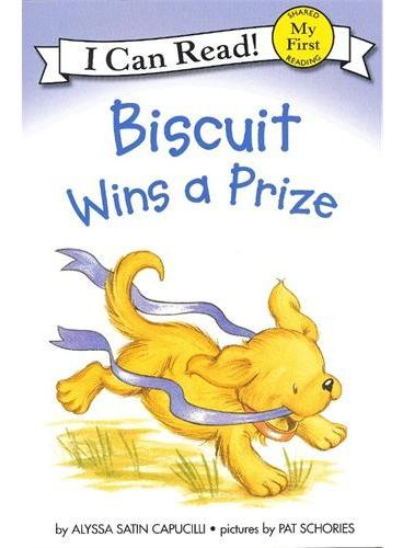 Biscuit Wins a Prize小饼干赢大奖杯(I Can Read,My Fist Level)ISBN9780060094584