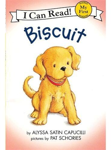 Biscuit Book and CD小饼干(书+CD)(I Can Read,My Fist Level)ISBN9780060741051