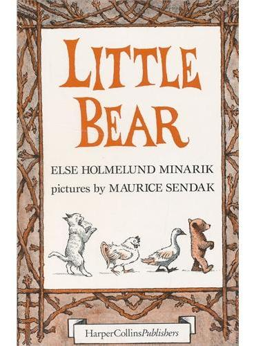 Little Bear Box Set小熊套装(I Can Read,Level 1)ISBN9780064441971