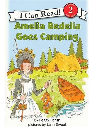 Amelia Bedelia Goes Camping阿米利亚波德里亚去野营(I Can Read,Level 2)ISBN9780060511067