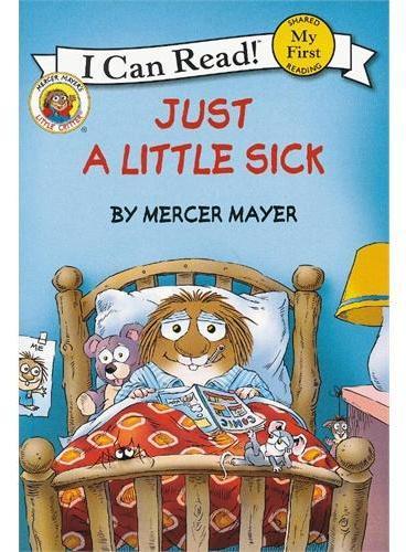 Little Critter: Just a Little Sick小怪物:生病啦(I Can Read,My Fist Level)ISBN9780060835552