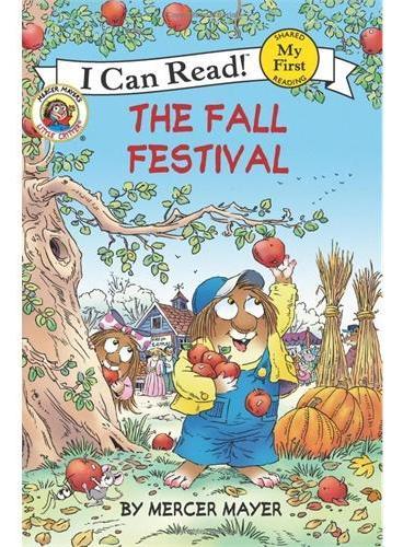 Little Critter: Fall Festival小怪物:秋天的狂欢节(I Can Read,My Fist Level)ISBN9780060835514