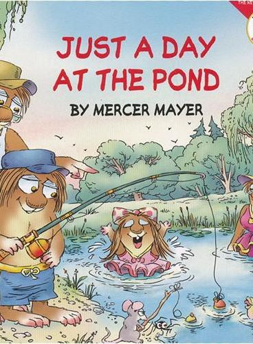Little Critter: Just a Day at the Pond 小怪物:池塘边的一天 ISBN9780060539610