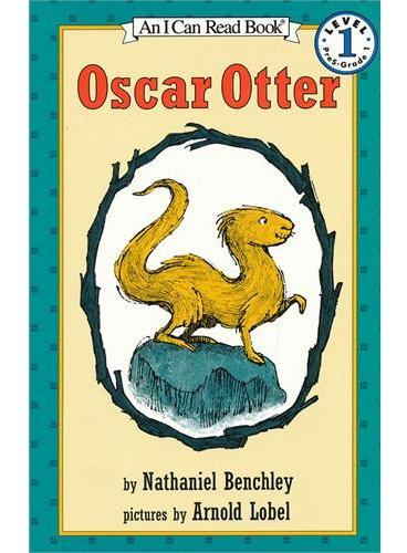 Oscar Otter 水獭奥斯卡(I Can Read,Level 1)ISBN9780064440257
