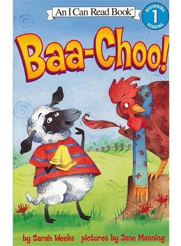 Baa-Choo! 我才没感冒呢!(I Can Read,Level 1)ISBN9780064437400