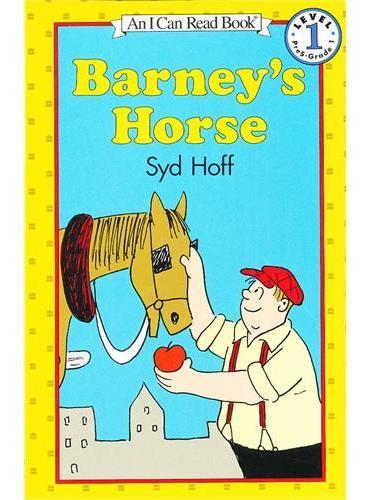 Barney's Horse 巴尼的马儿(I Can Read,Level 1)ISBN9780064441421