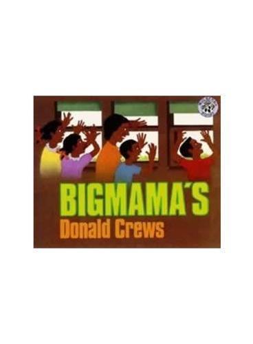 Bigmama's 暑假来了 (美国图书馆协会推荐童书) ISBN9780688158422