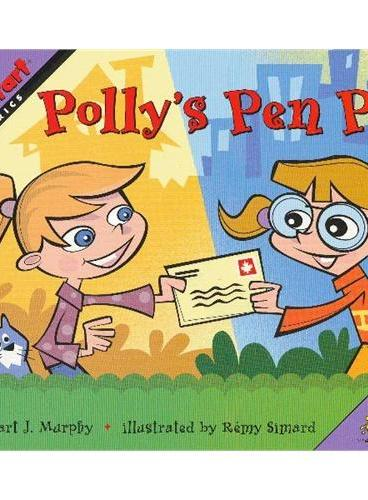 Polly's Pen Pal (Math Start) 数学启蒙:波莉的笔友 ISBN 9780060531706