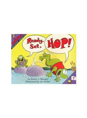 Ready, Set, Hop! (Math Start) 数学启蒙:青蛙跳跳 ISBN 9780064467025