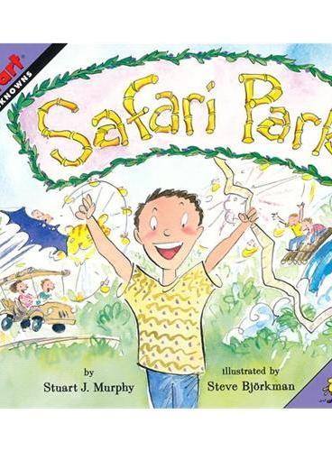 Safari Park (Math Start) 数学启蒙:野生动物园 ISBN 9780064462457