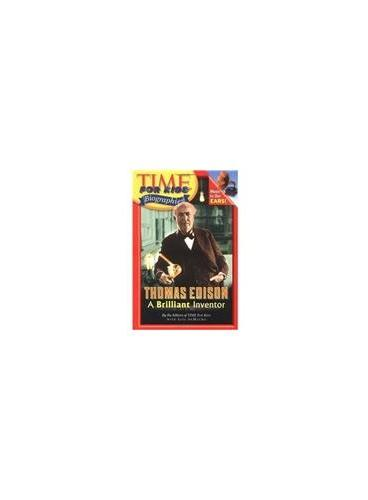 Time For Kids: Thomas Edison 美国《时代周刊》儿童版:托马斯·爱迪生 ISBN 9780060576110