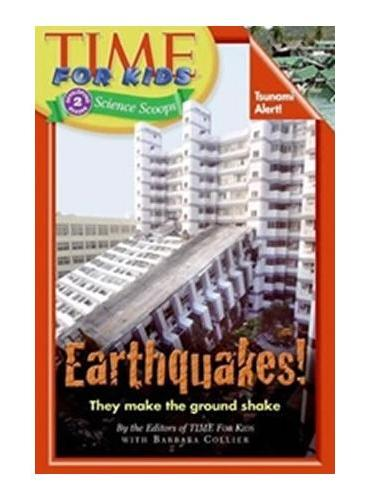 Time For Kids: Earthquakes! 美国《时代周刊》儿童版:地震 ISBN 9780060782115