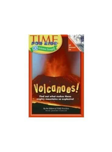 Time For Kids: Volcanoes! 美国《时代周刊》儿童版:火山 ISBN 9780060782238