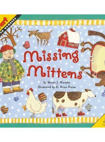 Missing Mittens (Math Start) 数学启蒙:手套不见了 ISBN 9780064467339