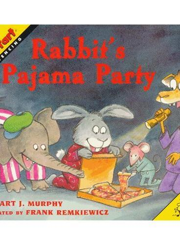 Rabbit's Pajama Party (Math Start) 数学启蒙:兔子的睡衣派对 ISBN 9780064467223