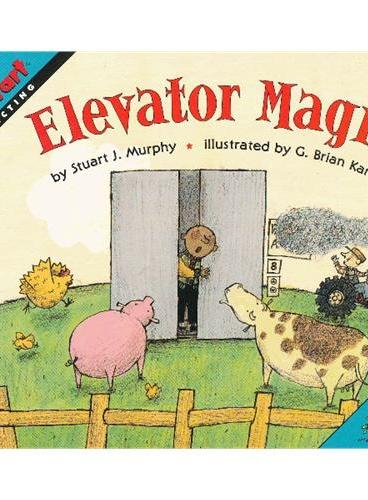 Elevator Magic (Math Start) 数学启蒙:电梯魔法 ISBN 9780064467094