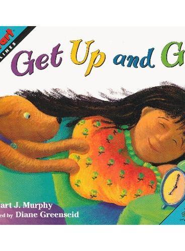 Get Up and Go! (Math Start) 数学启蒙:起床上学了 ISBN 9780064467049