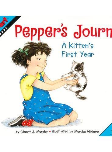Pepper's Journal (Math Start) 数学启蒙:小胡椒日记 ISBN 9780064467230