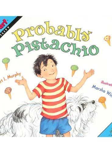 Probably Pistachio (Math Start) 数学启蒙:开心果冰激凌 ISBN 9780064467346