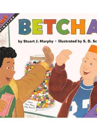 Betcha! (Math Start) 数学启蒙:找找共同点 ISBN 9780064467070