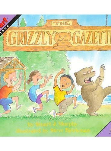 The Grizzly Gazette (Math Start) 数学启蒙:灰熊特报 ISBN 9780060000264