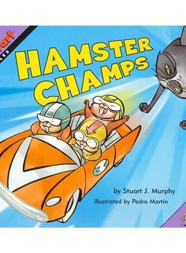 Hamster Champs (Math Start) 数学启蒙:鼠猫大战 ISBN 9780060557737