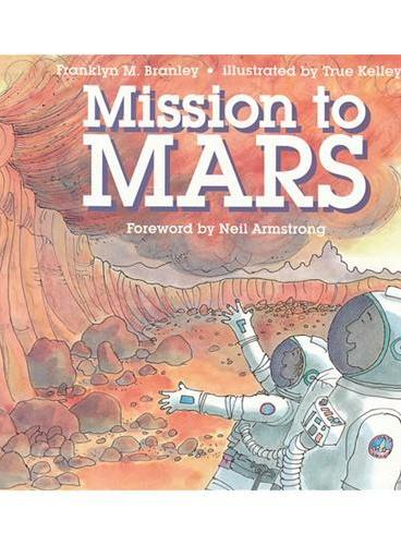 Mission to Mars (Let's Read and Find Out)  自然科学启蒙2:火星探秘ISBN9780064452335