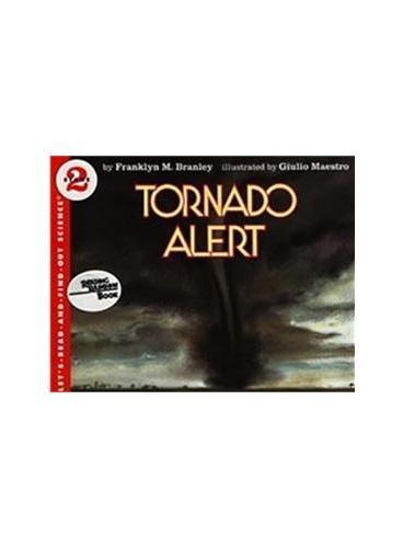 Tornado Alert (Let's Read and Find Out)  自然科学启蒙2:龙卷风警报ISBN9780064450942