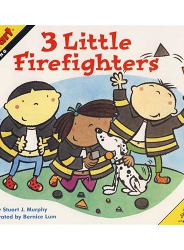 3 Little Firefighters (Math Start) 数学启蒙:小小消防员 ISBN 9780060001209