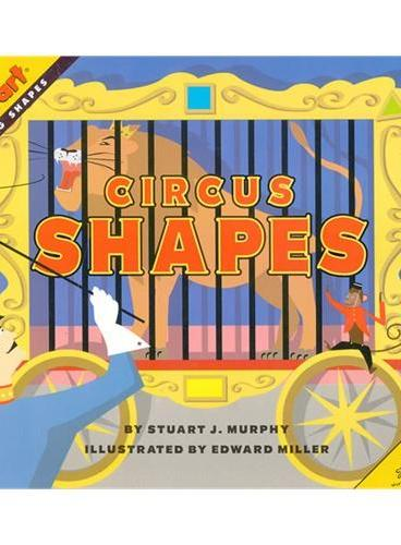 Circus Shapes (Math Start) 数学启蒙:马戏团的各种形状 ISBN 9780064467131