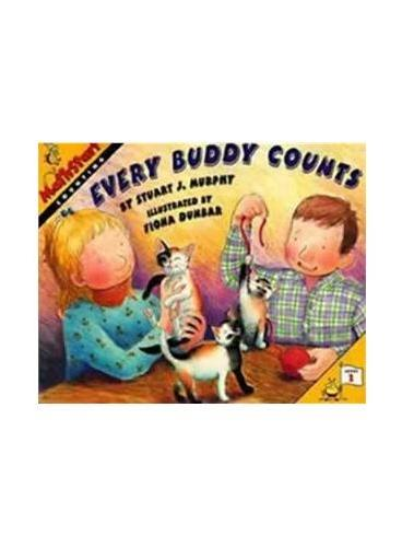 Every Buddy Counts (Math Start) 数学启蒙:数数好伙伴 ISBN 9780064467087