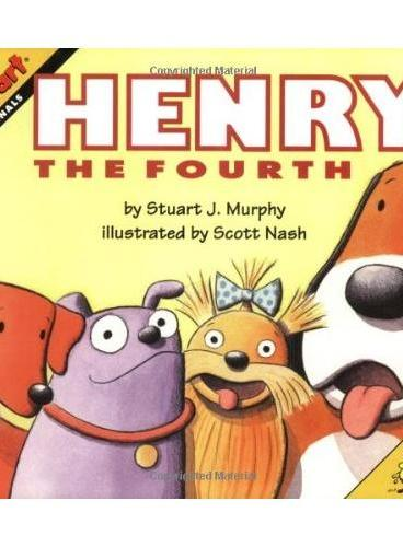Henry the Fourth (Math Start) 数学启蒙:亨利第四个出场 ISBN 9780064467193