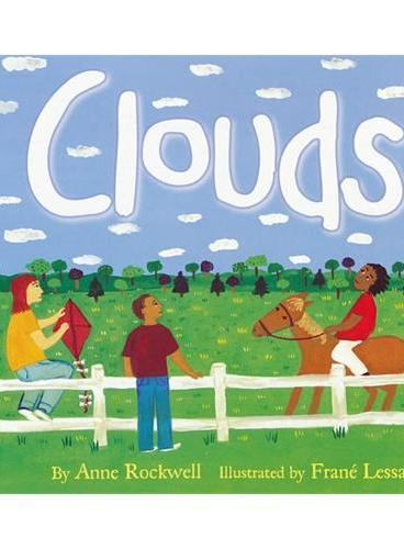 Clouds (Let's Read and Find Out)  自然科学启蒙1:看云识天气ISBN9780064452205