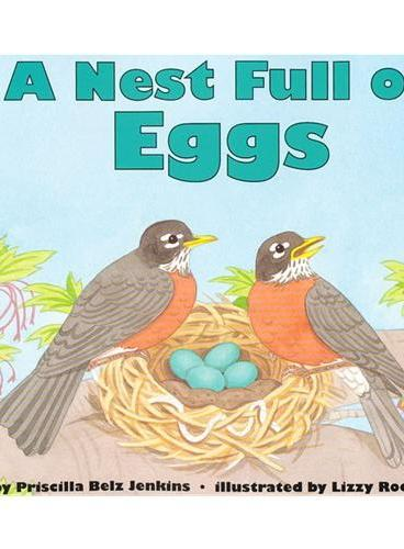 Nest Full of Eggs, A (Let's Read and Find Out)  自然科学启蒙1:一窝鸟蛋ISBN9780064451277