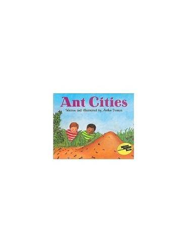 Ant Cities (Let's Read and Find Out)  自然科学启蒙2:蚂蚁王国ISBN9780064450799