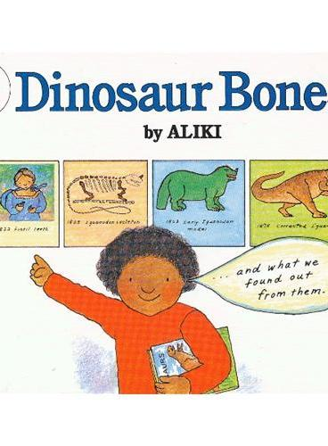Dinosaur Bones (Let's Read and Find Out)  自然科学启蒙2:恐龙骨ISBN9780064450775