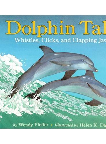 Dolphin Talk (Let's Read and Find Out)  自然科学启蒙2:海豚的语言ISBN9780064452106